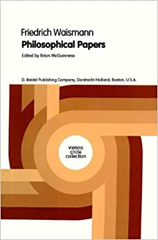 Book Philosophical Papers (Vienna Circle Collection, Volume 8)