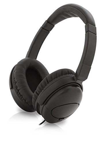 Sakar NC-HP-WG Noise Canceling Headphone