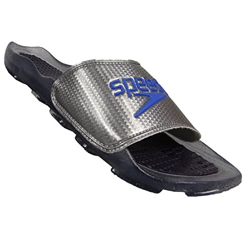 Speedo - Tongs / Sandales - Zoom Junior Du 28 Au 38 - Gris