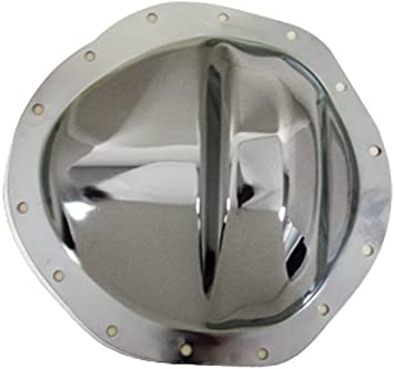 """STEEL REAR DIFFERENTIAL COVER 9.5/"""" RING GEAR 14 BOLT 1973-UP CHEVY GMC TRUCKS"""
