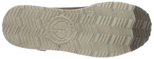 s.Oliver Damen 26412 Schlupfstiefel Braun (Cigar 314)