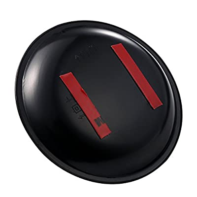 Hooke Road Matte Black Door Handle Recess Guard for 2007-2020 Jeep JK Wrangler Unlimited 4-Door - 5PCS: Automotive