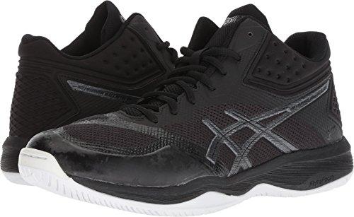 ASICS Men's Netburner Ballistic FF MT Volleyball Shoes, Black/Black, Size 11
