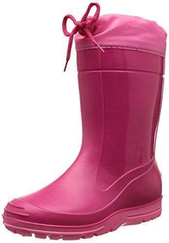 Beck Pferd pink 498, Mädchen Stiefel Pink