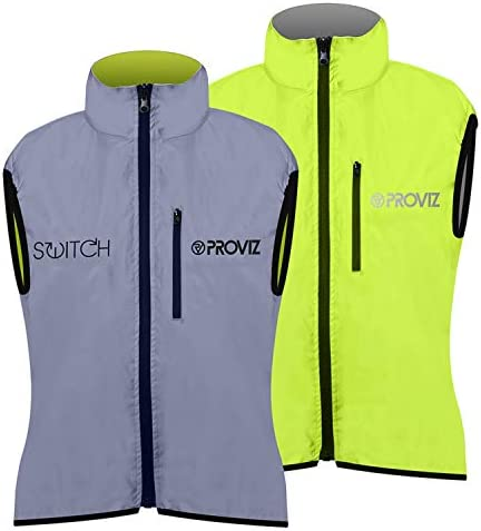 Proviz Damen Weste Switch Gilet