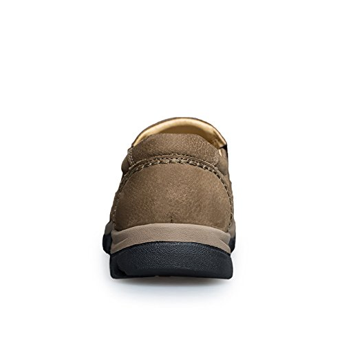 Bussiness Mocassins Confortable Ocre UK 9 8275 Hommes Cuir Slip Taille Charmant Confortable Loisirs Multi Sneakers CFP On v7OZYZ