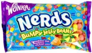 Nerds Easter Bumpy Jelly Beans 13oz. -