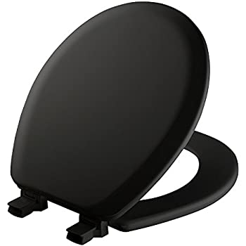 Comfort Seats C1b4e2 90ch Deluxe Molded Wood Toilet Seat