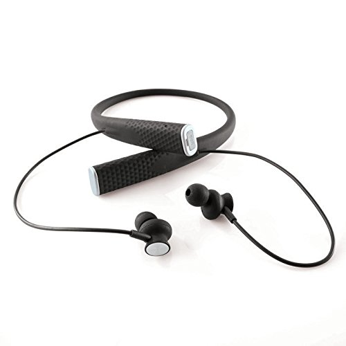 Neckband Wireless Bluetooth Earphones Brookstone Headphones Earphones