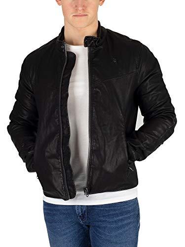 G-Star Men's Motac DC Biker Jacket, Black, Medium for sale  Delivered anywhere in USA