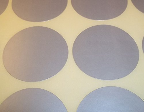 Audioprint Ltd Pack Of 200 Round Stock Control Colour Code Display Dots Stickers Sticky Labels Light Blue 13mm