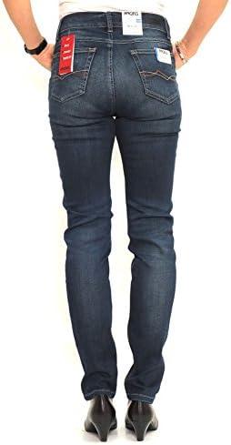 Angels Jeans - Jeans - Femme bleu Super Stone used Buffi 3158