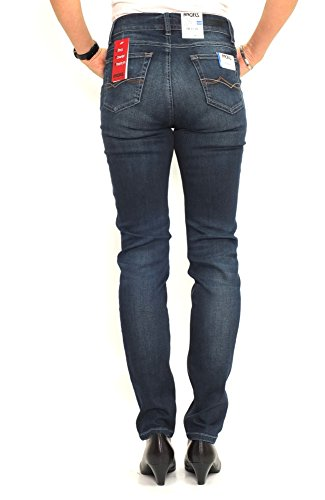 Femme Jeans Bleu Buffi 3158 Used Super Angels Stone P5BSwqxdP4