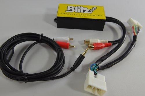 (Blitzsafe HON/AUX DMX V.2X Auxiliary Audio Input Most 2003+ Honda and Acura (+3.5)
