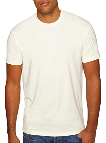 - 41HmpHTNYhL - Next Level Men's Premium Fitted Sueded Crew