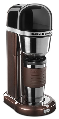 KitchenAid KCM0402ES Personal Coffee Maker - (Kitchenaid Stainless Steel Cleaner)