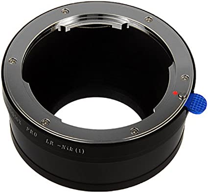 Fotodiox Pro Lens Mount Adapter Konica AR Lens to Nikon 1 Camera Body