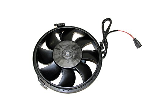 (MTC 4892 / 8D0-959-455R Auxiliary Fan Assembly (8D0-959-455R MTC 4892 for Audi/Volkswagen Models))