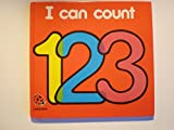 img - for I CAN COUNT 123 book / textbook / text book