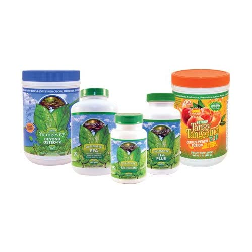 Image of Healthy Body Brain and Heart Pak 2.0 Health and Household