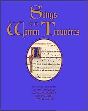 Songs of the Women Trouv?es by Eglal Doss-Quinby (2001-03-11)