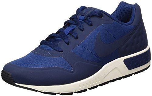 Nike Herren 844879-400 Turnschuhe Blau (Coastal Blue/midnight Navy/sail 400)