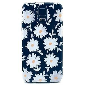 YULIN Teléfono Móvil Samsung - Cobertor Posterior - Gráfico/Dibujos Animados/Diseño Especial - para Samsung S5 i9600 ( Multi-color , Plástico )