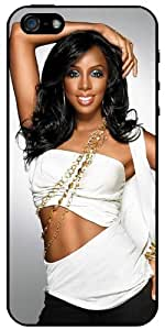 kelly Rowland v5Apple iPhone 5S - iPhone 5 Case 3102mss