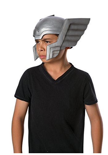 [Marvel Universe Classic Collection, Avengers Assemble Child Size Thor Helmet] (Woman Thor Costume)