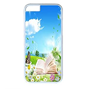 Note Design PC White Case for Iphone 6 Sunny day