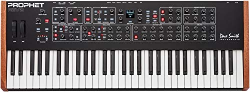 Dave Smith Instruments Prophet Rev2 16-Voice Polyphonic Analog Synthesizer
