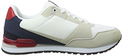Tacchini Navy Nyx Sergio Red White Multicolore Winder Sneaker Uomo AWp0f0cHn6