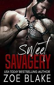 Sweet Savagery: A Dark Mafia Romance (Ruthless Obsession Book 3)