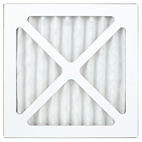 AIRx Filters Health 10x10x1 Air Filter MERV 13 AC Furnace Pleated Air Filter Replacement Box of 6, Made in the USA