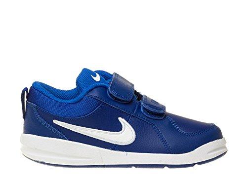 Nike Jungen Pico 4 (Psv) Turnschuhe, Azul (Deep Royal Blue / White-Game Royal), 34 EU