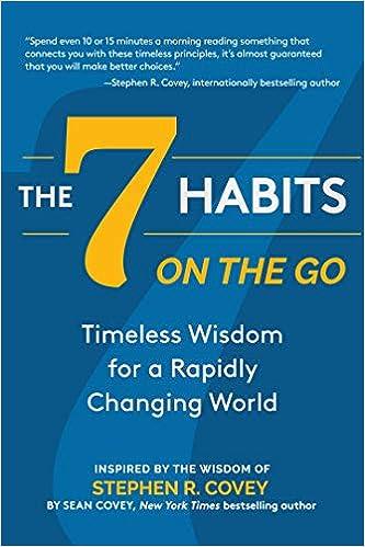 Seven habits stephen covey pdf