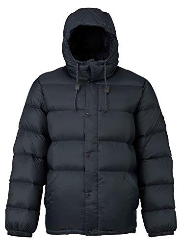 Burton Men's Heritage Down Jacket, True Black, X-Large