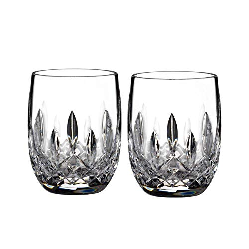 Waterford Crystal Pilsner - Waterford Lismore 7oz Rounded Tumbler, Pair