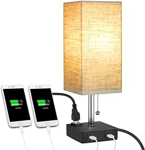 Bedside MOICO Nightstand Charging Outlets product image