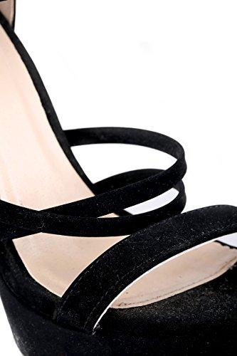Sandalo Della Pompa Del Vestito Dal Tallone Sexy Delle Donne Di Hadari