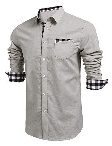 dress shirts untucked - 6