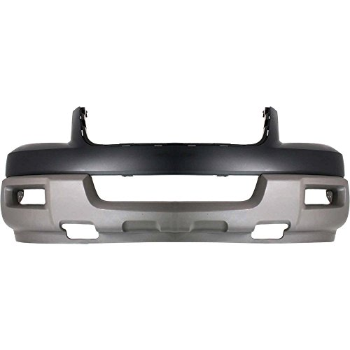 New Evan-Fischer EVA17872022572 Front, Upper and Lower BUMPER COVER Primed for 2003-2003 Ford Expedition