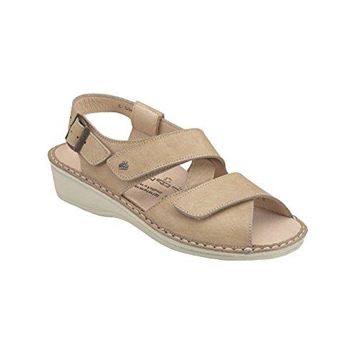 Finn Comfort Soft Jersey Womens Sandals, Marble Idaho, Size - 36