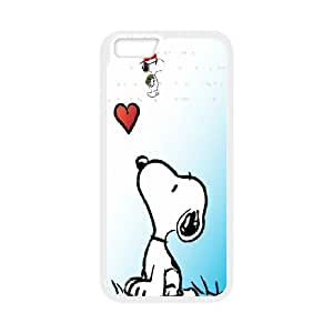 """[H-DIY CASE] For Apple Iphone 6,4.7"""" screen -Love Snoopy-CASE-10"""