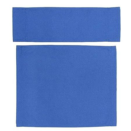 Grau Schwarz Rot Leinen Blau blau Wei/ß Upone Casual Home Regiestuhl