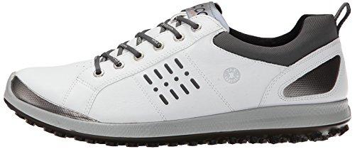 ECCO Biom Hybrid 2 Gtx Zapatillas, Hombre, Blanco (White / Black), 39 EU