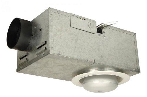 ecessed 70 CFM Ventilator/ 70W Light with Trim ()