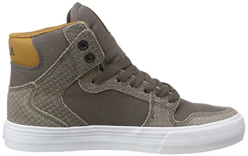 Supra Vaider Lc Sneaker Morel / Cathay Spice / Wit