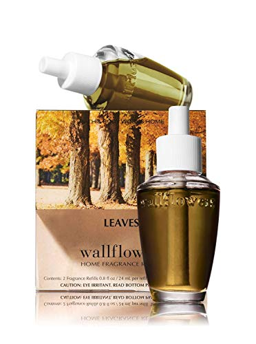Bath and Body Works Leaves Wallflower Refill 2 Bulbs by Bath & Body Works (Image #1)