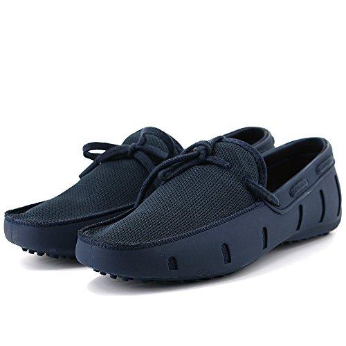 Aleader Boat - Escapines para hombre Azul - azul marino